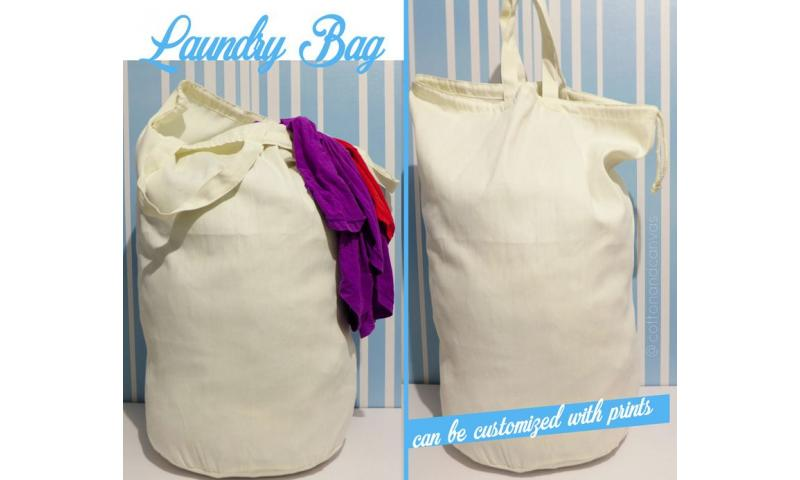 Katsa Laundry Bags Custom Sewing and Printing