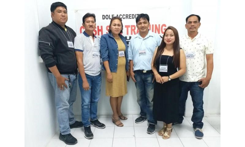 Safety Officer 2 So2 Cosh Training Pampanga